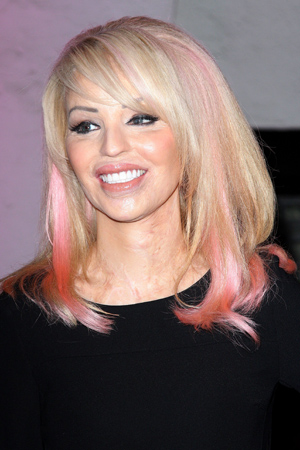 Katie Piper at Inspirational Women Awards on 2 October 2013