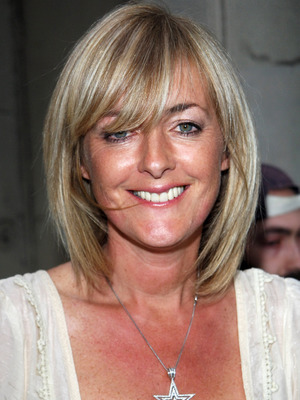 Jane Moore - Penny Smith's book launch, London - 2008