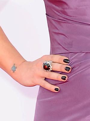 Kelly Osbourne, The 64th Annual Primetime Emmy Awards, Arrivals, Los Angeles, America - 23 Sep 2012