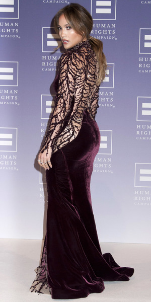 Jennifer Lopez - Human Rights Campaign 17th Annual National Dinner, Washington DC, America - 05 Oct 2013