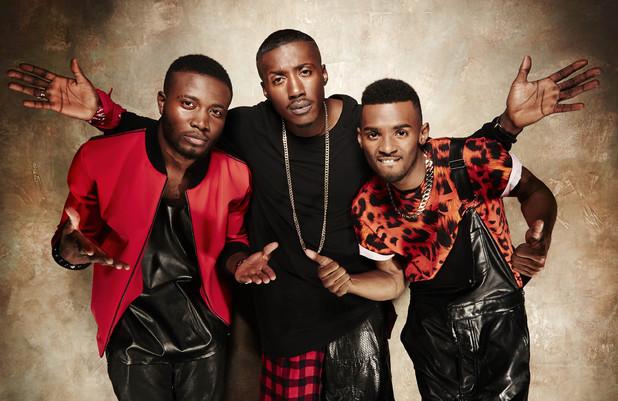 X Factor Top 12 contestants Rough Copy