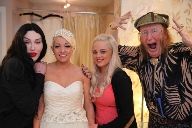 Pete Burns - Celebrity Wedding Planner - YouTube