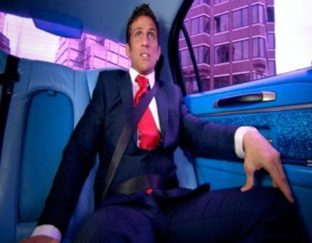 Alex Reid appears on TLC's Superstars and Superfans - 15 October 2013
