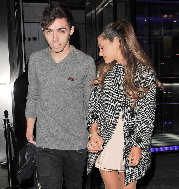 is nathan sykes dating anyone 2013