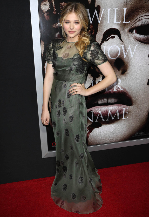 "Chloe Moretz ""Carrie"" Los Angeles Premiere Held at The ArcLight Hollywood, 8 October 2013"