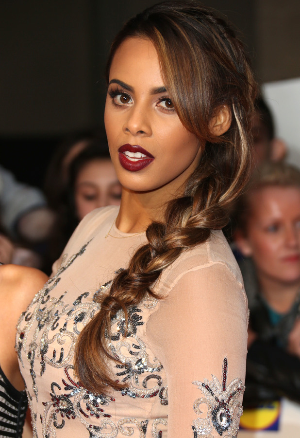 Rochelle Humes at the Pride of Britain Awards - London, 7 October 2013