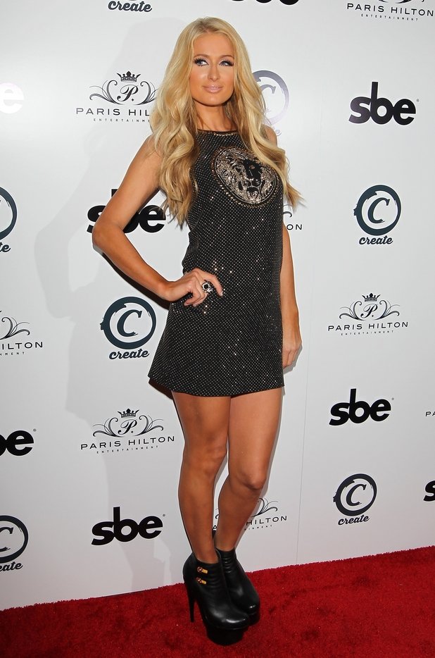 "Paris Hilton ""Good Time "" single release party at Create Nightclub in Hollywood Person In Image:	Paris Hilton Credit: revolutionpix/WENN.com"