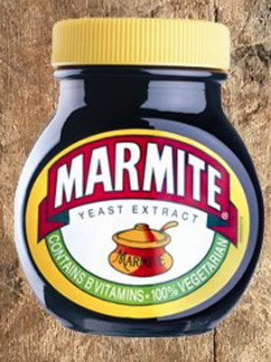 Marmite jar, 2013