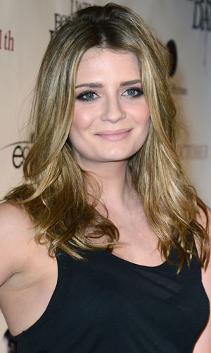 Mischa Barton, I Will Follow You Into The Dark Los Angeles Premiere 8 October 2013