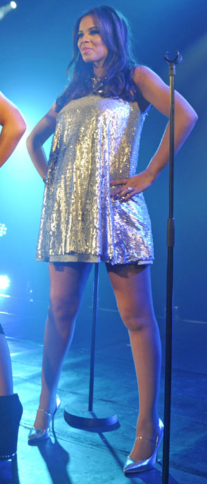 The Saturdays Perform at G-A-Y, March 2013