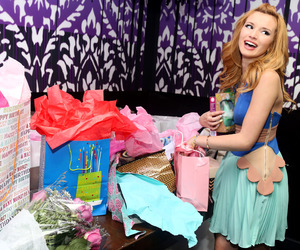 Bella Thorne Rings in Her 16th Birthday with a Candie's Cake at STK Restaurant, Los Angeles, America - 08 Oct 2013