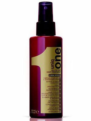 Uniq One hair treatment - OCT 2013