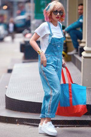 Rita Ora shopping in New York - 17.10.2013