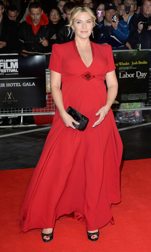 BFI London Film Festival: 'Labor Day' premiere held at the Odeon Leicester Square - 14.10.2013 Kate Winslet