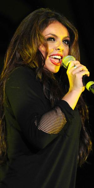 Jesy Nelson Little Mix - Girlguiding Big Gig, Wembley Arena, London, Britain - 12 Oct 2013