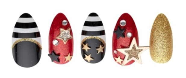 Nazila Nail Glitz in Stars and Stripes
