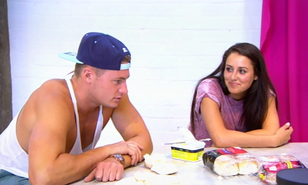 Scott Timlin and Marnie Simpson - episode 5. October 2013
