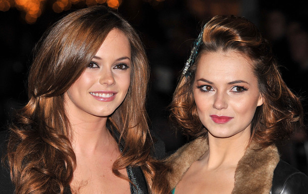 Kara and Hannah TointonThe UK premiere of 'Harry Brown' held at the Odeon Leicester Square.London, England - 10.11.09