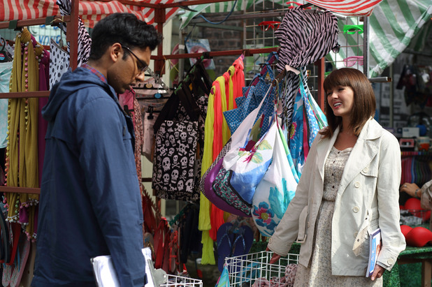 EastEnders, Alice dumps Tamwar, Mon21 Oct