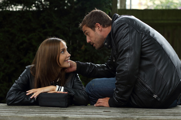 EastEnders, Lauren and Jake have a date, Thu 17 Oct