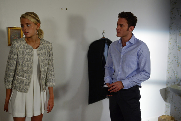 EastEnders, Lucy follows Danny, Fri 18 Oct