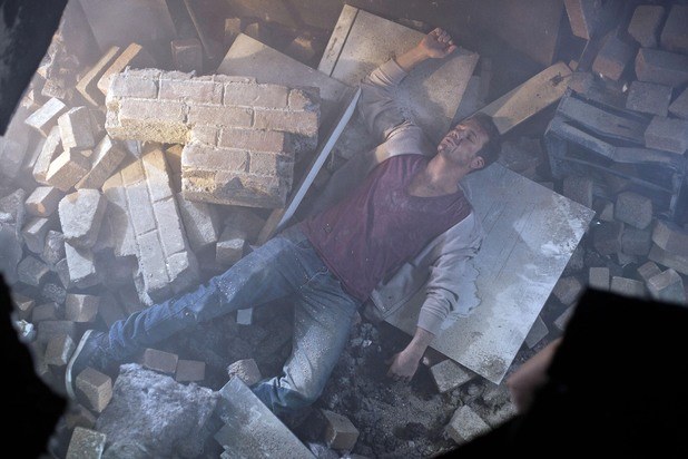 Hollyoaks, The bomb aftermath, Wed 16 Oct