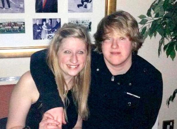 Anna and her boyfriend, Michael