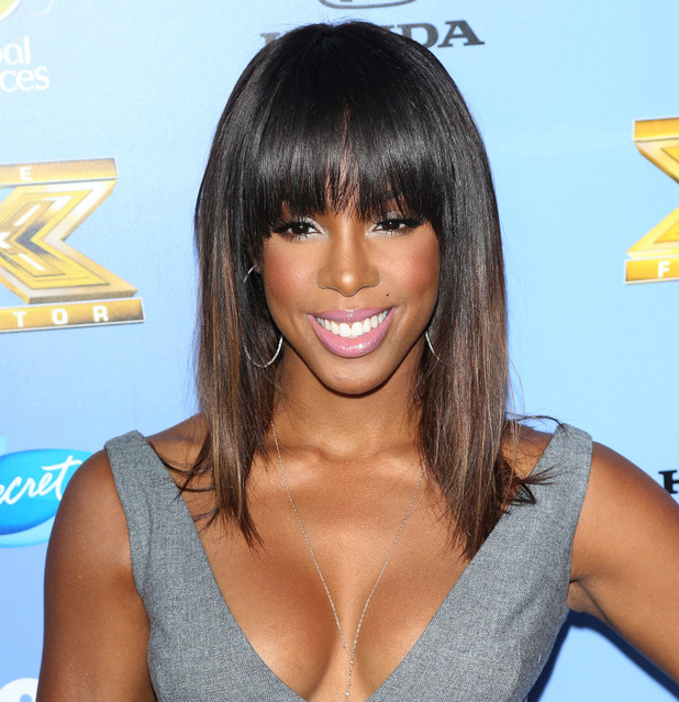 Kelly Rowland, 'The X Factor' season three premiere Held at Cecconi's, 6 September