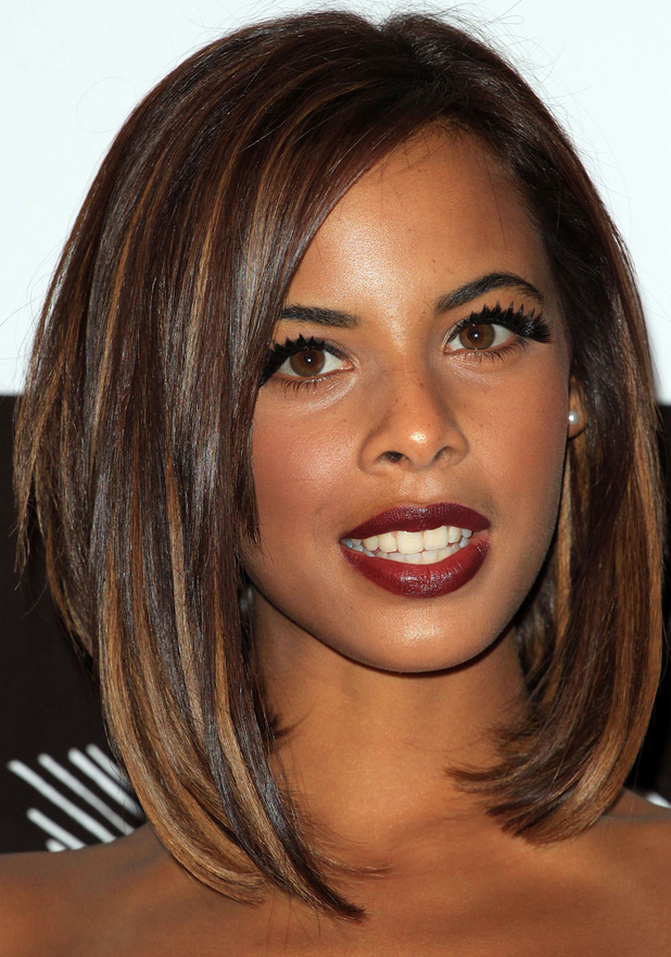 Rochelle Wiseman aka Rochelle Humes aka Rochelle Humes The Saturdays celebrate the launch of the Samsung Genio Touch by performing their new single 'Forever is Over' at Proud Galleries London, England - 14.09.09