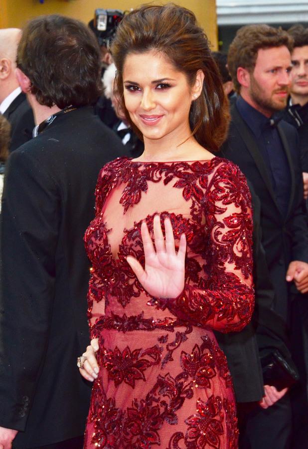 66th Cannes Film Festival - Cheryl Cole - 18.5.2013