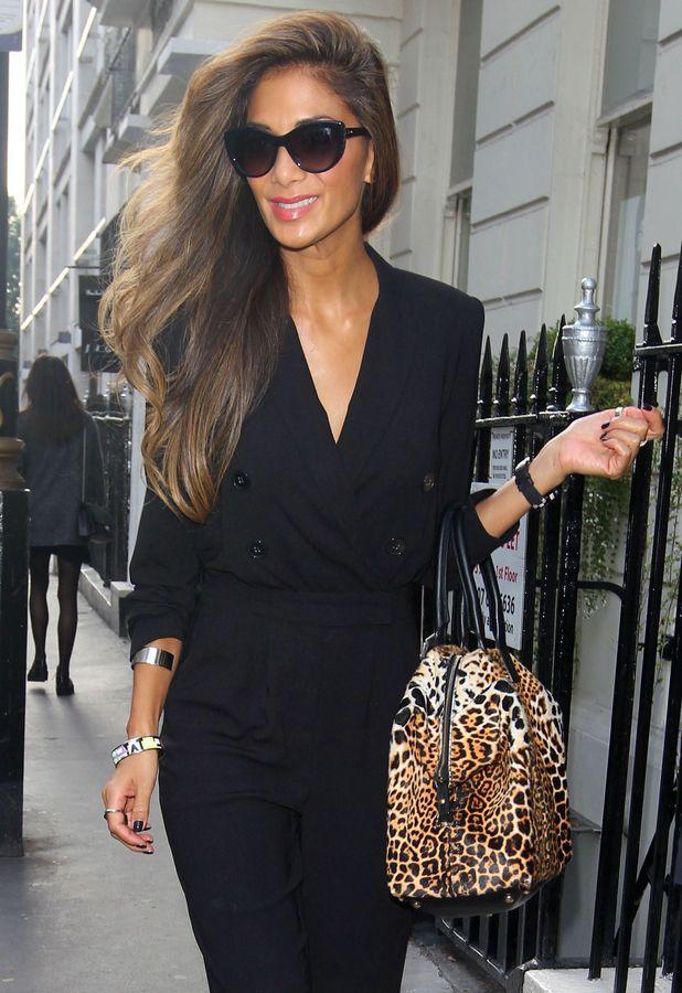 Nicole Scherzinger - London 15 October 2013