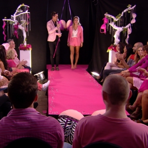 Sam Faiers is auctioned off for charity, TOWIE, episode 27 October