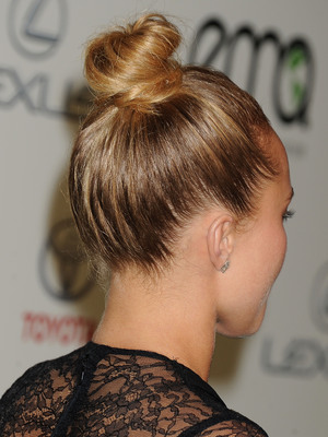 Hayden Panettiere, Environmental Media Awards, Los Angeles, America - 19 Oct 2013