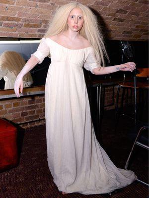 Lady Gaga performing at G-A-Y, London - 26 Oct 2013