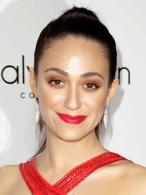 Emmy Rossum, Celebrities attend ELLE 20th annual Women in Hollywood celebration at Four Seasons Hotel Beverly Hills