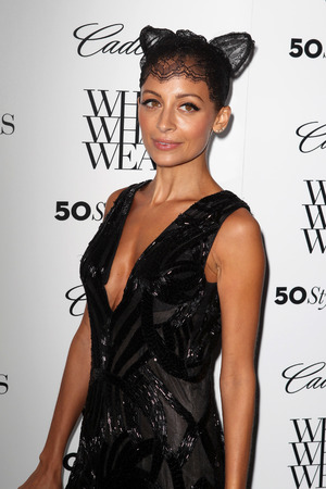 Nicole Richie - Who What Wear And Cadillac's 50 Most Fashionable Women Of 2013 Event 24.10.2013