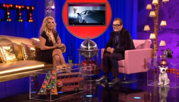 Britney Spears on Alan Carr's Chatty Man