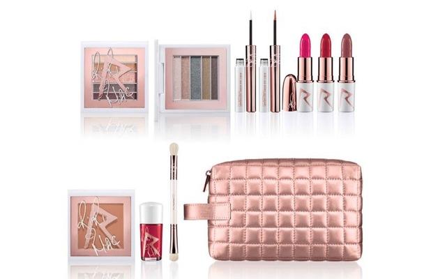 Rihanna Hearts MAC Holiday holiday make-up collection