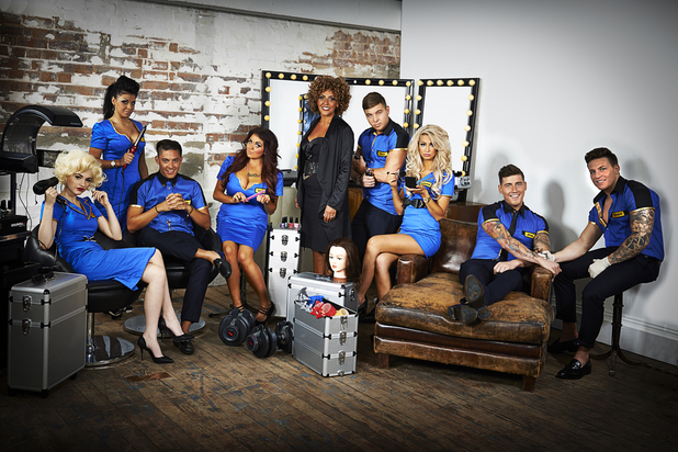 Beauty School Cop Outs, MTV, Tue 29 Oct