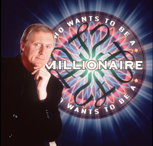 Chris Tarrant on Who Wants To Be A Millionaire?