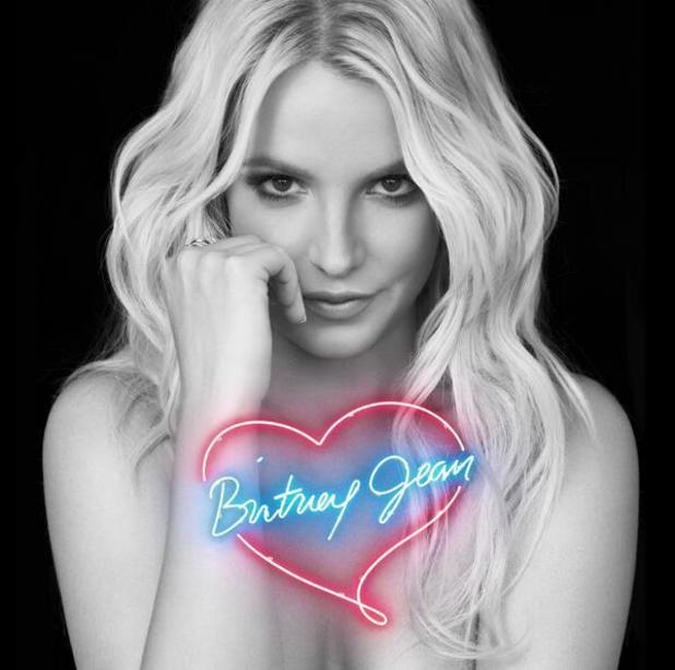 Britney Spears reveals album artwork for Britney Jean - 25 October 2013