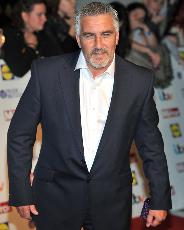 Paul Hollywood attends Pride of Britain Awards held at the Grosvenor House - 7 October 2013