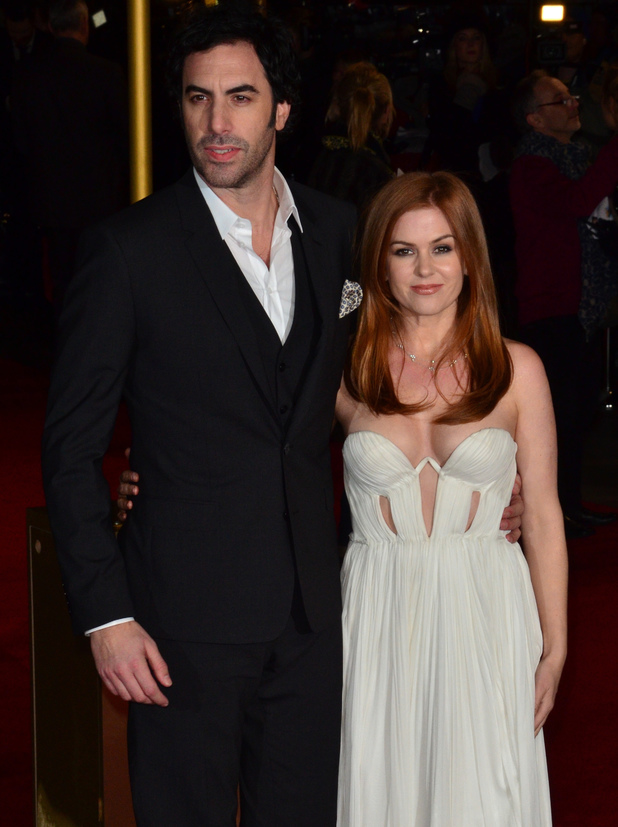 Les Miserables World Premiere held at the Odeon & Empire Leicester Square - Arrivals