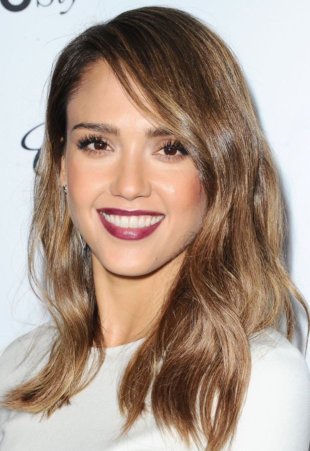 Jessica Alba - Who What Wear and Cadillac's 50 Most Fashionable Women Of 2013, Los Angeles, America - 24 Oct 2013