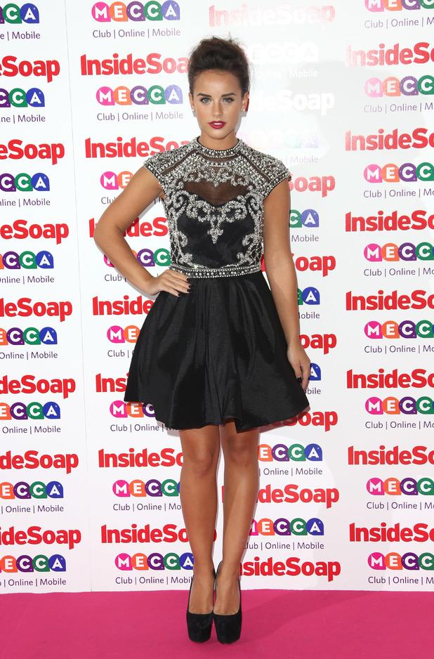 Inside Soap Awards 2013: Lauren Goodger, Jacqueline Jossa more