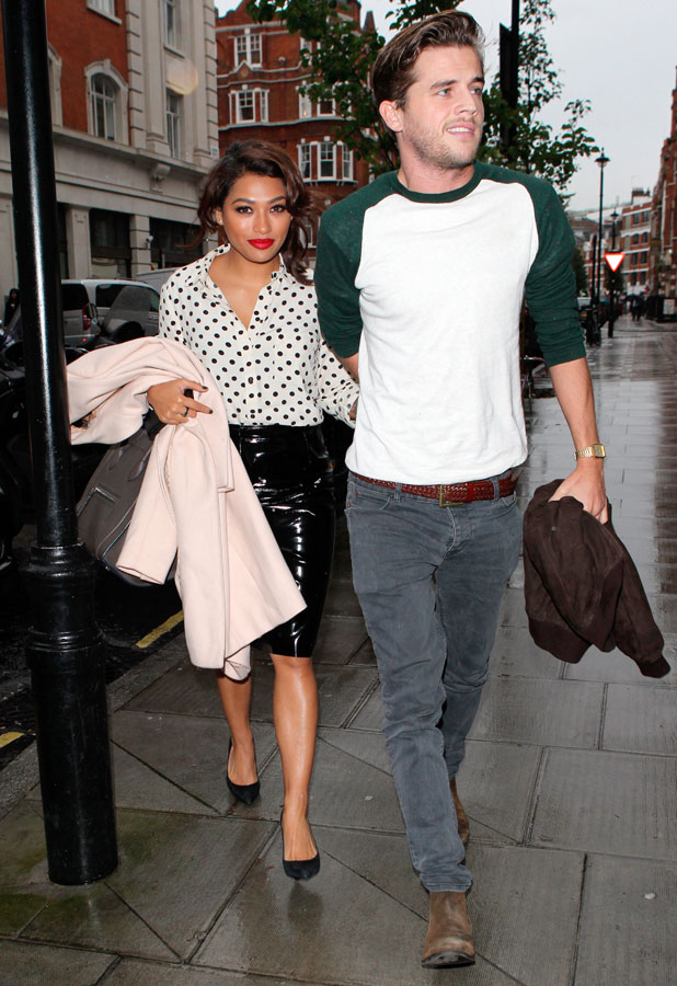 Gallery For > Vanessa White And Gary Salter 2013