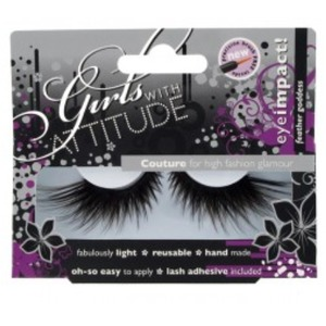Girls With Attitude Feather Goddess Lashes