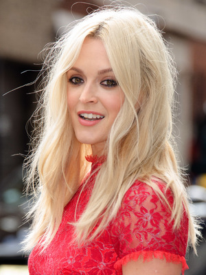 Fearne Cotton launches her SS14 fashion collection for Very.co.uk with a photocall outside Claridges in London, 12 September 2013