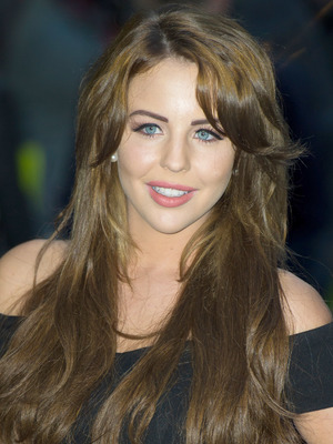 Lydia Bright, UK premiere of Filth held at the Odeon - Arrivals, 30 September 2013
