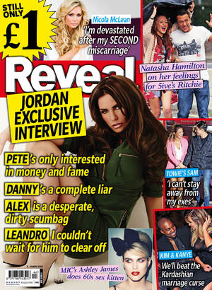Reveal magazine week 44 cover